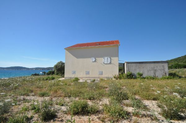 Immobilien am Meer in Dalmatien.