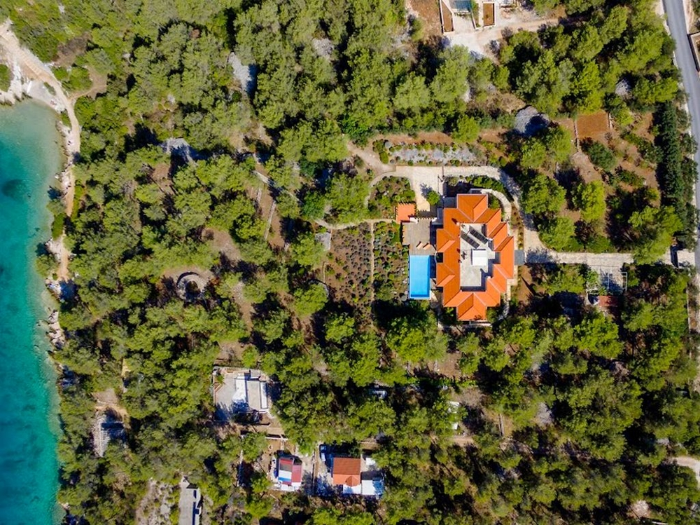 Luxusimmobilien in Kroatien am Meer - Villa H1422 in Kroatien.