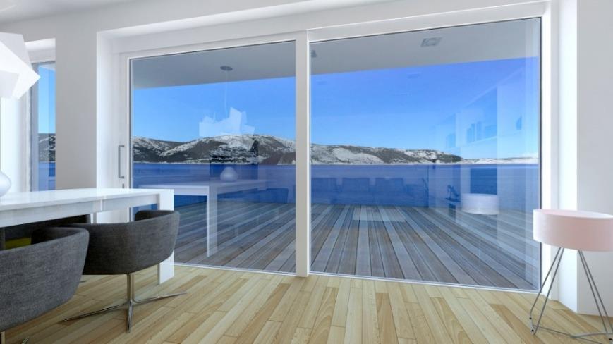Moderne villa am meer auf der insel pag zum verkauf for Modernes haus villa