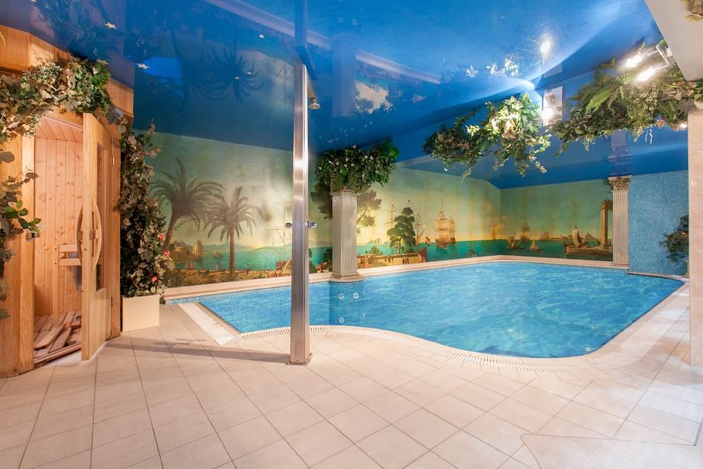 Indoor pool villa  Dalmatien, Makarska: Märchen-Villa mit Indoor-Pool