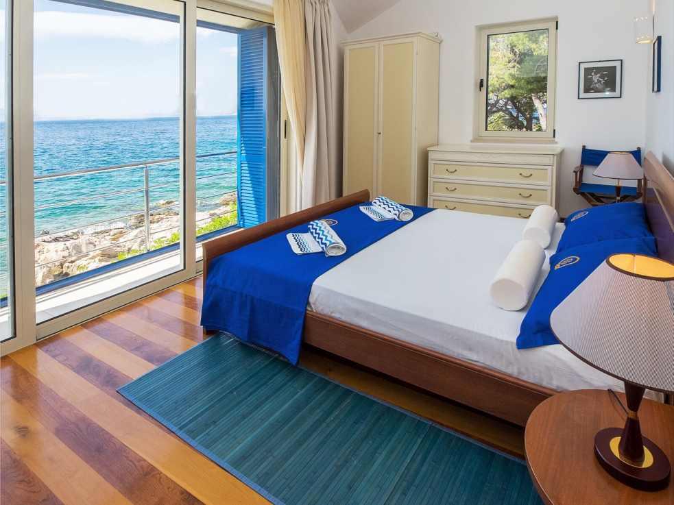 Insel Brac, Dalmatien: Luxusvilla im mediterranen Stil