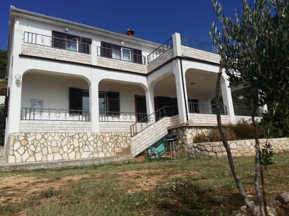 Insel Rab Kvarner Bucht Haus mit drei Appartements