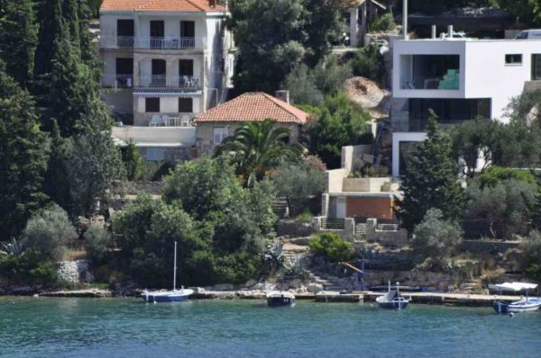 Insel Korcula Dalmatien Kleines Haus direkt am Meer