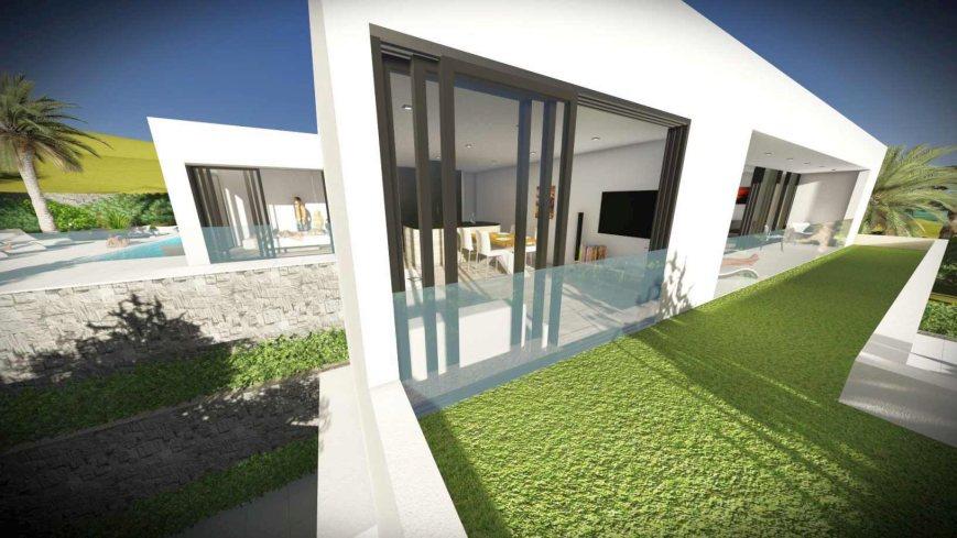 insel krk kvarner bucht modernes appartement. Black Bedroom Furniture Sets. Home Design Ideas