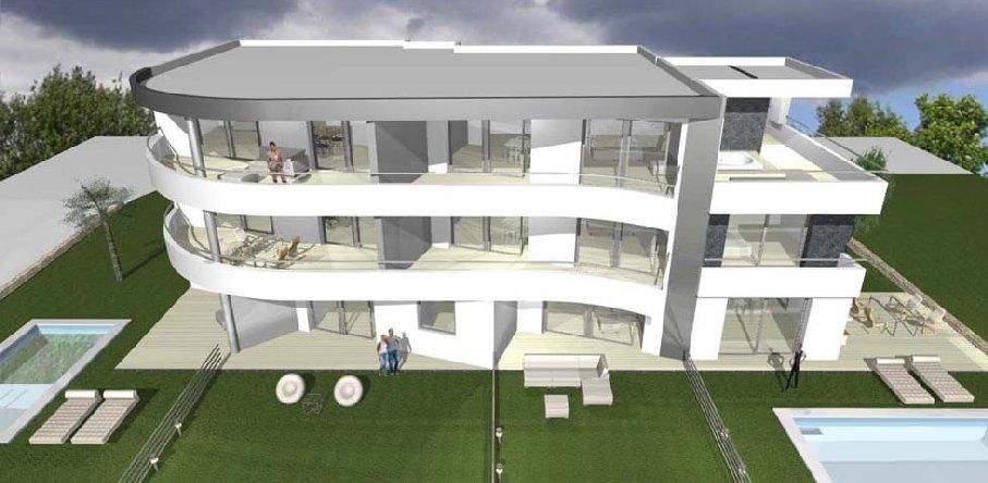 wohnungen appartements kaufen kroatien meer dalmatien. Black Bedroom Furniture Sets. Home Design Ideas
