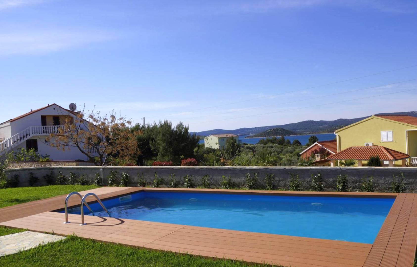 Villa Biograd Na Moru M Pool